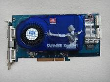 Sapphire Ati Radeon X1950 GT 256MB 256Bit GDDR 3 AGP 8x tarjeta gráfica de 2DVI/HDTV