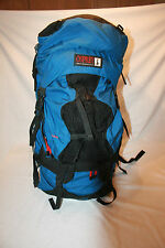 Vtg Osprey Backpack Trillium Backpack detachable Fanny Blue Belt Small Mint USA