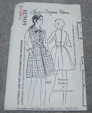 VINTAGE 1960'S SPADEA SEWING PATTERN 60659 SHANNON RODGERS JERRY SILVERMAN