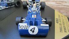 1/43 Quartzo Stewart race car #2 Tyrrell wins French Grand Prix 1972 World Champ
