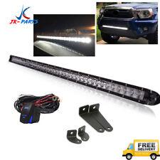 "31inch 150W Single Row LED Light Bar COMBO Slim Car For ATV SUV RZR Mini /30"""