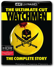 Watchmen 4K The Ultimate Cut New Malin Akerman Billy Crudup - With Slipcover