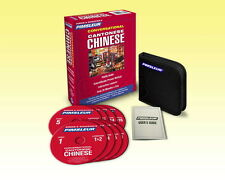 New 8 CD Pimsleur Learn to Speak Cantonese Chinese Language (16 Lessons)