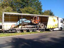 STAPLER GABELSTAPLER TRECKER TRANSPORT TRANSPORTE