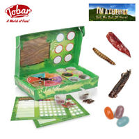 Official I'm A Celebrity Bush Tucker Trial Challenge Gift Set Fun Edible Insects