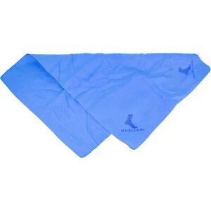 "Mueller 17"" X 26"" Kold Towel - Blue"