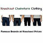 KNOCKOUT CHAINSTORE CLOTHING