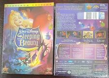 Sleeping Beauty DVD 50TH ANNIVERSARY FREE SHIPPING CLASSIC KIDS MOVIE