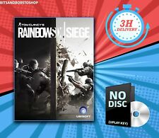 Tom Clancys Rainbow Six Siege [PC] (2015) UPLAY DOWNLOAD KEY 🎮🔑