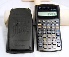 Texas Instruments BA II Plus Financial Calculator Advanced Business Analyst