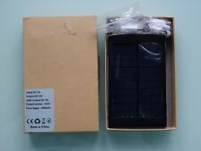 Portable solar charger 5v 1A brand new