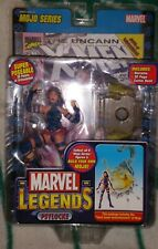 Marvel Legends series 14 Psylocke from the Mojo Series New