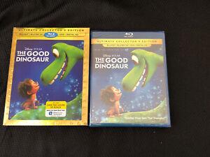 The Good Dinosaur (Blu-ray/DVD, 2016, Includes Digital Copy 3D) Slip Cover