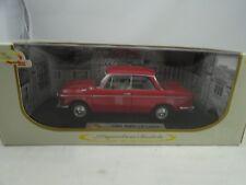1:18 Signature Models # 18125-1962 BMW Ls Lujo Red - Rareza Nuevo / Embalaje