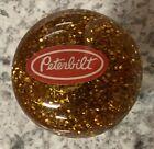 vintage Peterbilt Hanco style glitter shift knob shifter ball 359 351 362 379