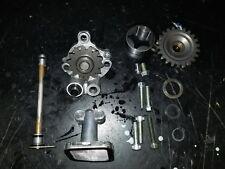 2008 Yamaha YZ250F Oil pump, idler gear, pick up, assembly WR250F 01-13