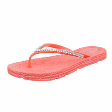 Damen-Sandalen aus Gummi für den Strand-normale Weite (E)