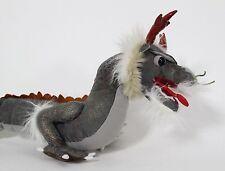 "Dragonology Asian Lung Chinese Dragon 27"" Posable Plush Stuffed Sababa Toys"