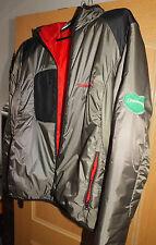 Jacke GrXL SILBERGRAU Nylon STEIERMARK Blouson Jacket SKI WM Schladming 2013 TOP
