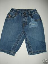 Nwt Baby Gap Classic Bear Denim Jeans Boy Girl 3-6