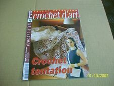 CROCHET D ' ART 300 TBE