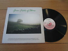 GREEN FIELDS OF HOME - 1985 UK 16-track Compilation LP