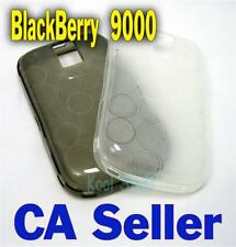 Circle TPU Gel Case BlackBerry BOLD 9000