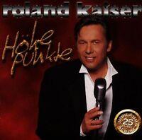 """ROLAND KAISER """"HÖHEPUNKTE"""" CD NEUWARE!!!!!!!!!!!!!!!!!"""