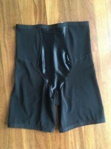 Wacoal Firm Control Waist Thigh Slimmer Pants Black Lg