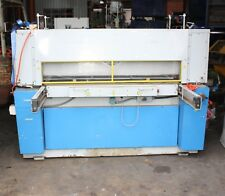 """SAMCO beam die cutting clicker press hydraulic 56"""" INCH  - MORE INFO TO COME"""