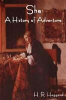 She : A History of Adventure Paperback H. Rider Haggard