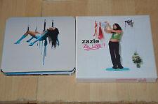 lot 2 coffrets CD ZAZIE - Ze live ...