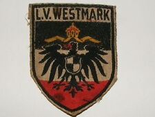 Stahlhelm Arm Badge