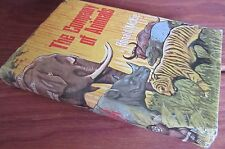 The Company of Animals - Ronald McKie  HbDj  Naturalist's adventures MALAYA WOW!