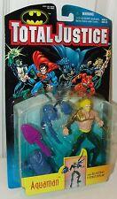 Total Justice Aquaman Gold Armor Variant - JLA Justice League America 1996