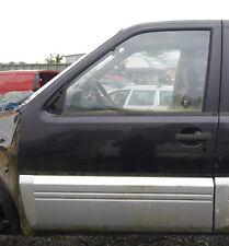 Nissan Terrano 2 R20 Ford Maverick 5türig Tür vorne links Fahrertür Schwarz