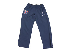 Nike NBA Authentics Detroit Pistons Player Worn Repel Tearaway Pants XL Tall