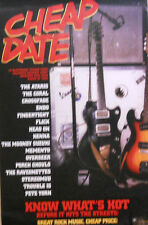 CHEAP DATE POSTER, KNOW WHAT'S HOT (J1)