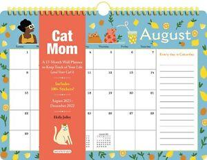Gatto Mamma - 2022 Pianificazione Calendario da Parete - Nuovo - 101247