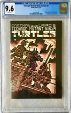 CGC 9.6 TEENAGE MUTANT NINJA TURTLES #1 .. INSIGHT EDITIONS .. 2014 .. GLOSSY ..