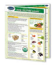 How to Store Food - Goods - Food & Drink Quick Reference Guide