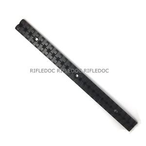Picatinny Schiene 21 mm Weaver Rail | Länge 25,5 cm Zielfernrohrmontage Gewehr