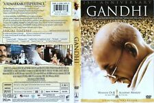 Gandhi 25th Anniversary Edition (OOP 2007 DVD Set, 2-Disc Sensormatic)