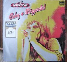 Cuby + Blizzards – Attention! Cuby + Blizzards  6428 104   Germany   VG++