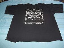 John Neilson Old Time Quality Southern Rock Music T-Shirt Size XL