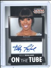 Kelly Rowland PANINI AMERICANA AUTHENTIC AUTOGRAPH AUTO CARD MS-KR Destiny Child