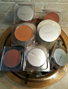 Pack of 2 - Fashion Fair Perfect Finish Cream to Powder Makeup - Brown Blaze