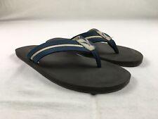 Tommy Bahama - Black/Blue Sandals & Flip Flops (Men's 13) - Used