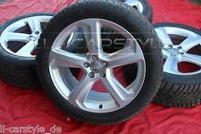 4 Audi Q5 8R0601025 CJ CA 255 45 20 Zoll 101V Winter Komplett Räder 6-6,5mm 613w