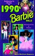 Collector's Guide to 1990s Barbie Dolls: Identification & Values, Martinez, Mari